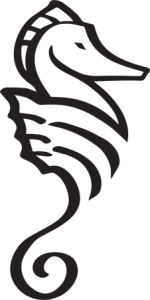 BHS seahorse logo