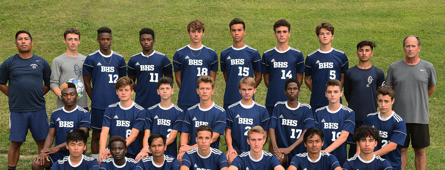 V Boys Soccer Team